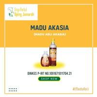 MADU HUTAN ASLI SUMATERA ( POHON AKASI ) ( MADU MANIS ) / BOTOL