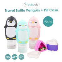 Babyqlo Travel Bottle Penguin Set