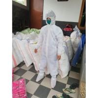 READY!!! Baju APD / Baju Hazmat / Baju astronot