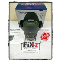 Tokina AF 11-16mm F 2.8 Mark II AT-X 116 Pro DX II For Canon Nikon.