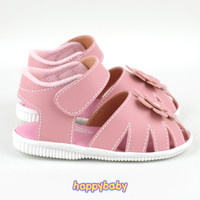 Sepatu Sandal Bayi Bunyi Perempuan Happy Baby SB-974RP