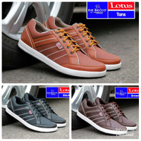 Sepatu Sneakers Casual Dr Becco Lotus Original Main Gaya Kasual