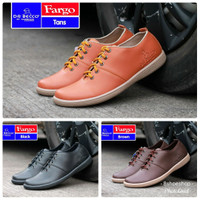 Sepatu Loafers Formal Casual Dr Becco Fargo Original Main Gaya Kasual