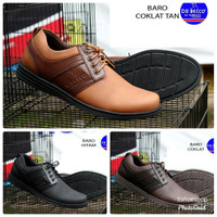 Sepatu Loafers Formal Casual Dr Becco Baro Original Main Gaya Kasual