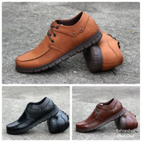Sepatu Boots Loafers Formal Casual Dr Becco Rover Gaya Kasual