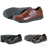 Sepatu Boots Loafers Formal Casual Dr Becco Osca Gaya Kasual