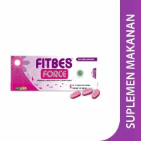 FITBES FORCE Strip Isi 5 Kaplet , Vitamin Daya Tahan Tubuh