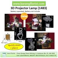 3D Projector Lamp (1483)