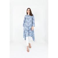 L/S Lace Drap Tunic