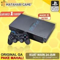 Best Produk Ps2 Playstation 2 Hdd 80Gb + Full Games + Garansi 1 tahun