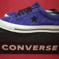 Sneakers Converse Original one star ox court purple black