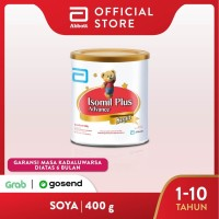 Isomil Plus Advance Soya 400 g (1-10 tahun) Susu Pertumbuhan Bubuk