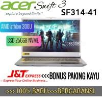 Laptop Acer Swift 3 SF314-41-AMD ATHLON 300U-4GB-256GB SSD-VEGA 3