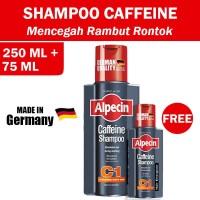 Alpecin C1 Caffeine Shampo Rambut Rontok Pria/Hair Loss Shampoo