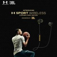 JBL UA Under Armour 1.5 Bluetooth Sport Earphone Stephen Curry Edition