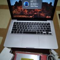 MacBook Pro 13 Inch Mid 2012 MD101 Ram 8GB + SSD Samsung + HDD
