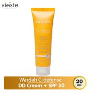 Wardah - C-Defense DD Cream Light 20 ml