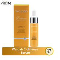 Wardah C-Defense Serum 17 ml