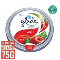 Glade Car Gel Apple Pengharum Mobil 75g