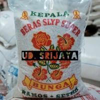 Beras Setra Ramos Cap Kembang Bunga 5 Kg
