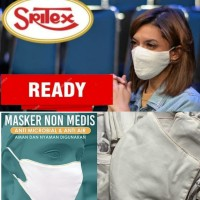 Masker Bowin Kn Sritek ORI anti covid19 & air (plastik per pcs )