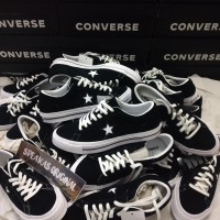 Converse One Star Suede Black White Original BNIB