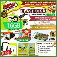 Flashdisk 16 gb Video Edukasi Anak Muslim Edukasi Anak berkualitas