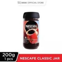 nescafe classic 200gr jar