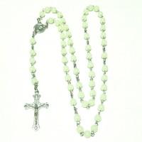 rosario fosfor kawat monel handmade