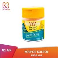 [BTL] Koepoe Koepoe Soda Kue 81GR | Baking Soda Kupu Kupu
