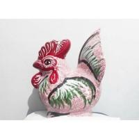 HOT SALE Celengan Ayam Tanah Liat (Warna Merah Muda) TERJAMIN