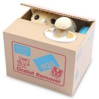 HOT SALE Celengan Uang Koin Panda Kucing Mischief saving box MNCL19