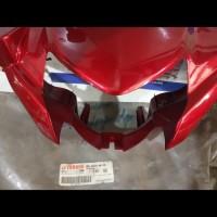 Batok Lampu Vega-zr Warna Merah Yamaha Stock Terbatas