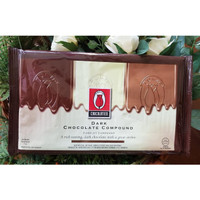 TULIP Dark Chocolate Compound 1 kg - TULIP Coklat Compound Dark
