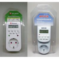Digital Timer Switch (Stop Kontak Otomatis) Kaiser