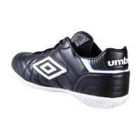 Sepatu Futsal Umbro 100% Original Speciali Eternal Club Ic (Black)