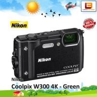 """Nikon Coolpix W300 Underwater Kamera Digital - Garansi Resmi """""""