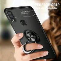 Bagus case ring magnetic samsung a20 a30 2019 softcase armor
