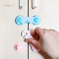 MD Sabuk Pengunci Pintu Lemari / Laci dengan Bahan Plastik untuk