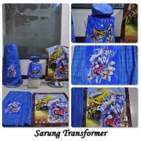 Sarung Anak Transformer