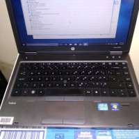 original Laptop bekas hp 6360b core i5 murah bergaransi
