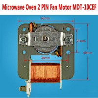 New 1xDurable Original Replacement Microwave Oven 2 PIN Fan Motor