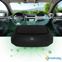 Air Purifier / Ionizer Karbon Aktif Ion Negatif untuk Mobil