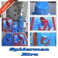Paket Sarung Anak Karakter Kartun Instant Superhero Spiderman PAUD
