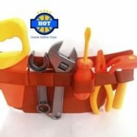 Mainan Alat Tukang / Mainan Edukasi Tools Set EB