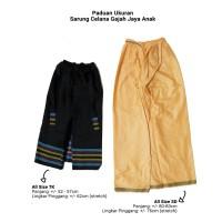 Sarung Celana Anak Ukuran TK & SD All Size