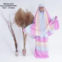 Mukena Bali Anak Pelangi