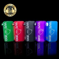 Hexohm Anodized Logo ANGRYZOO V3 by Craving Vapor - Non Distressed