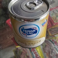 Susu Frisian Flag full cream gold 370g