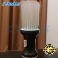 Kuas Barber isi bedak / Barber Brush